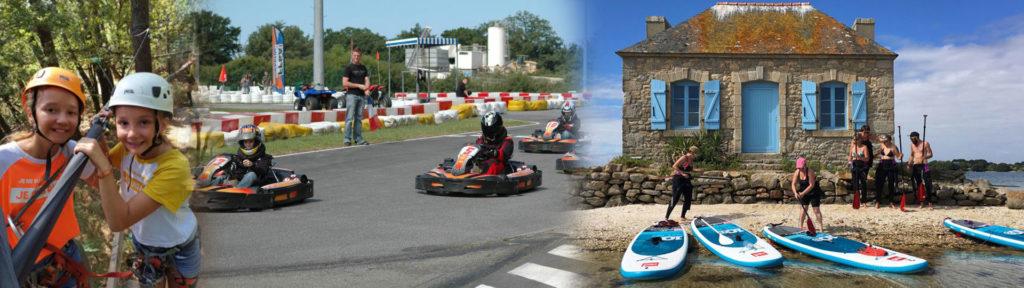 Découvrez toutes les activités du Camping les 7 Saints à Erdeven dans le Morbihan en Bretagne.