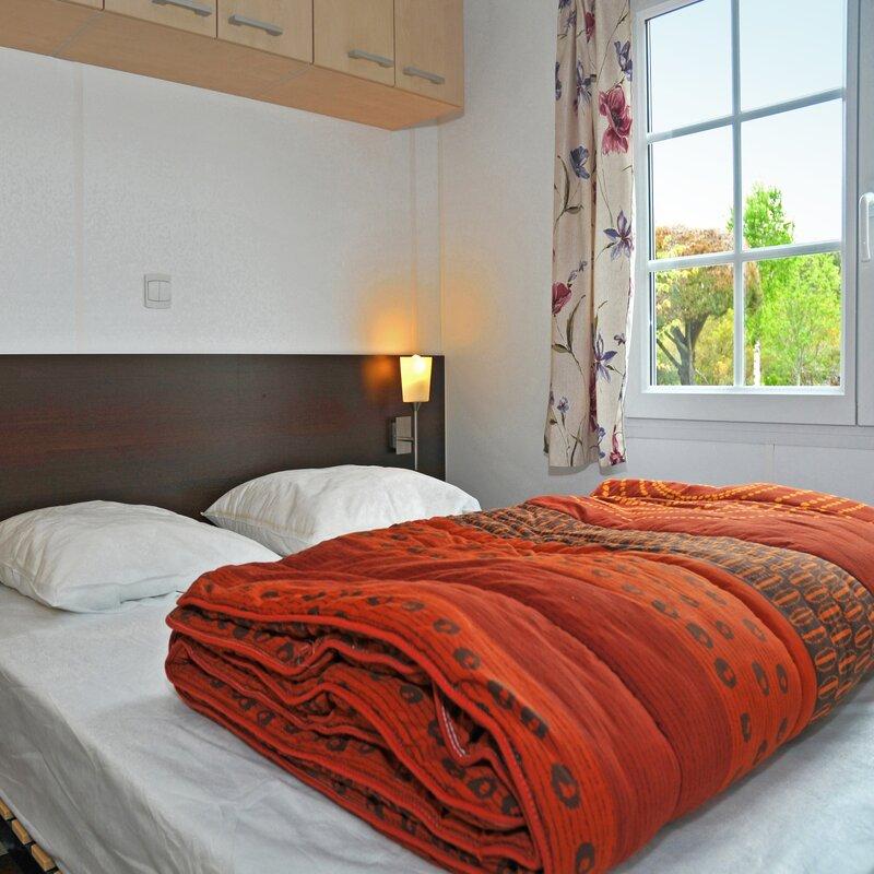 Cottage confort avec un lit deux places confort